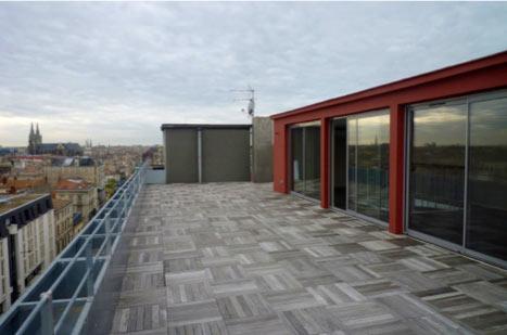 Réhabilitation complète d'un immeuble à Bordeaux quartier des Chartrons :