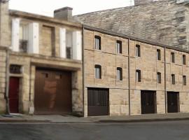 Immeuble - loft à rénover Bordeaux Saint Michel