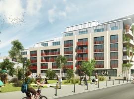 T3 terrasse neuf à Bordeaux