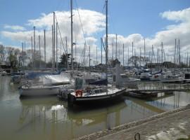 Pied à terre avec jardin Port de Mortagne sur Gironde