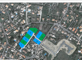 Vente terrain constructible à Saint-Palais/ Mer