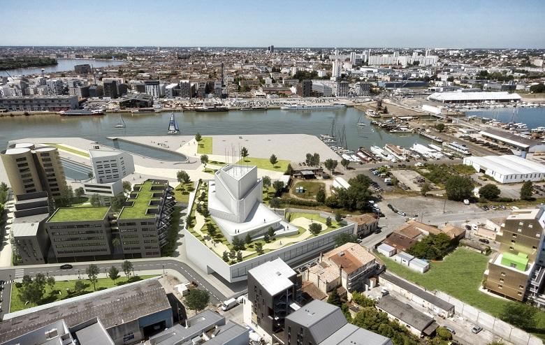 Bordeaux vente t3 neuf avec terrasse et jardin fradin - Jardin paysager prix bordeaux ...
