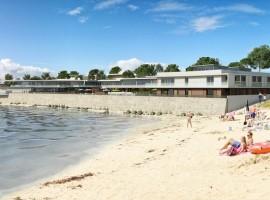 Résidence de standing Vue Mer et piscine privée à Royan