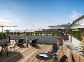 Foncillon, Appartements neufs à Royan avec Piscine Privée.Bureau de vente sur place.