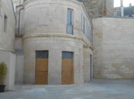 Plateau à rénover Bordeaux centre Jardin Public